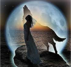 loup femme